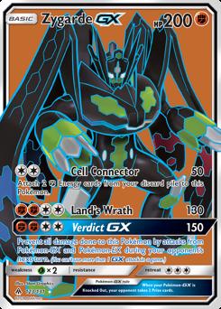 Zygarde-GX