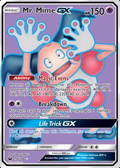 Mr. Mime-GX