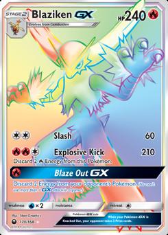Blaziken-GX