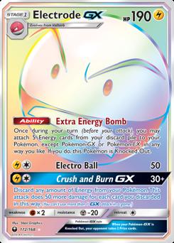 Electrode-GX