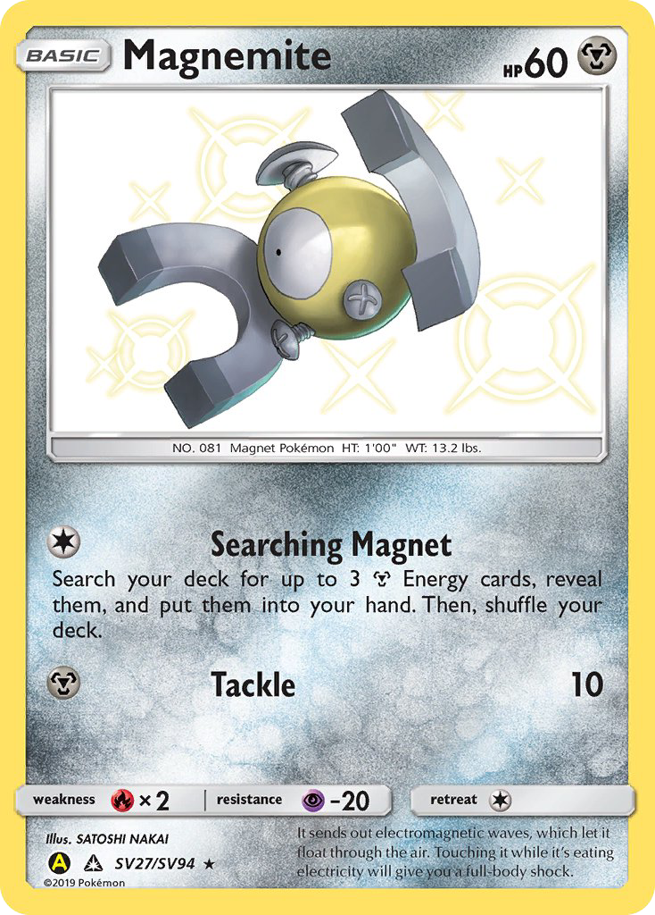 Image for Magnemite