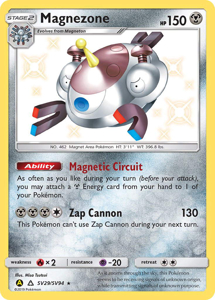 Image for Magnezone
