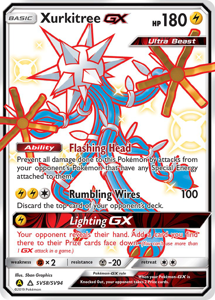 Image for Xurkitree-GX