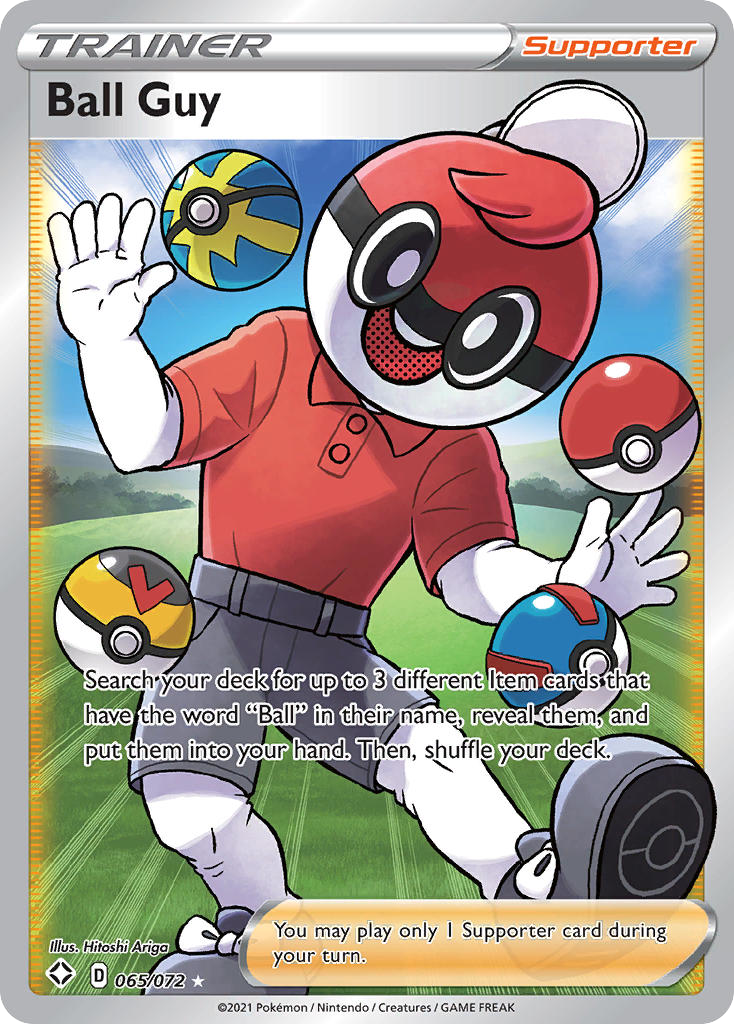 Image for Ball Guy