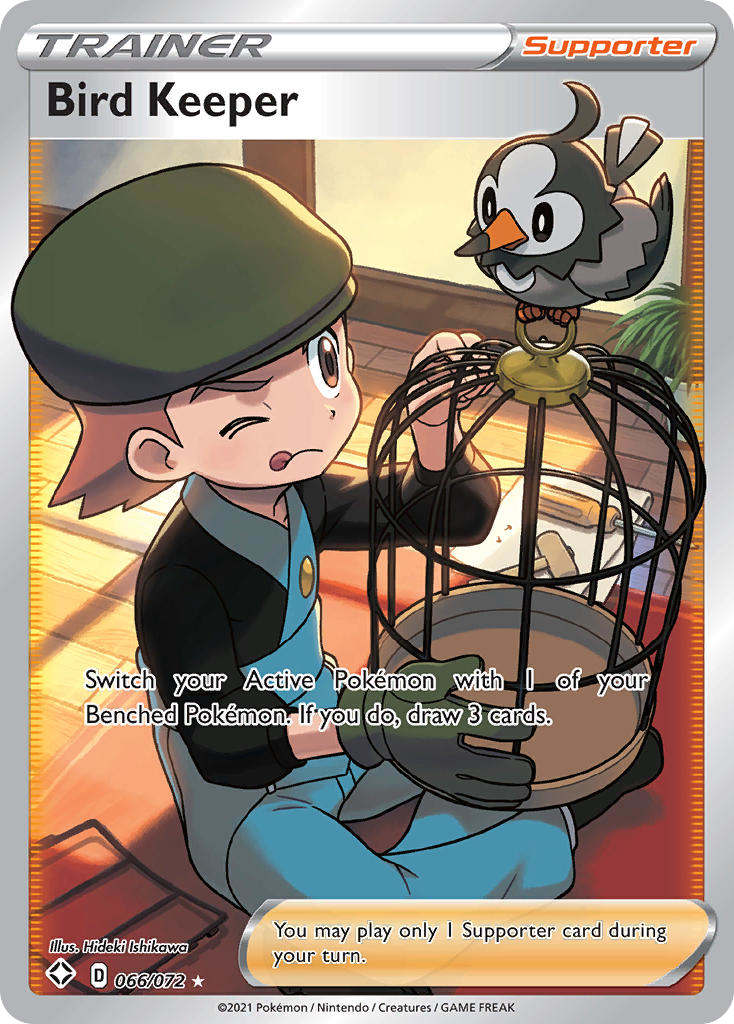 Image for Bird Keeper