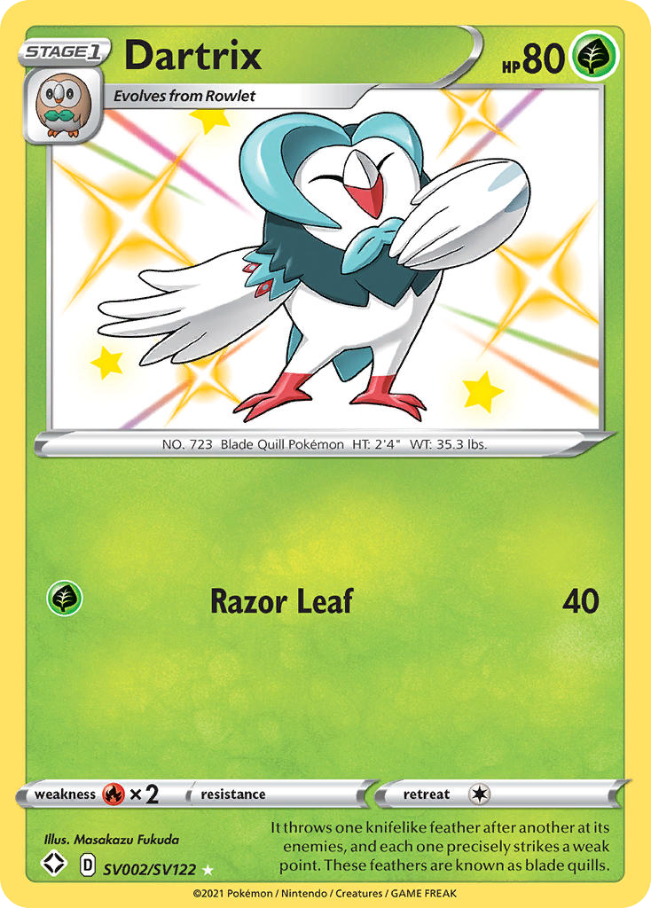 Image for Dartrix