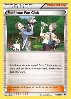 Pokémon Fan Club