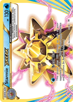 Starmie BREAK