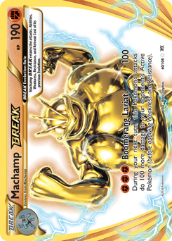 Machamp BREAK