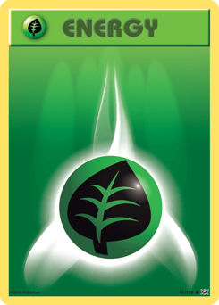 Basic Grass Energy