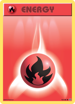 Basic Fire Energy