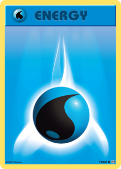 Basic Water Energy
