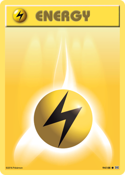 Basic Lightning Energy