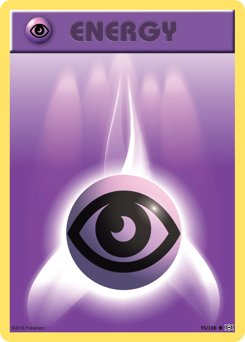 Basic Psychic Energy