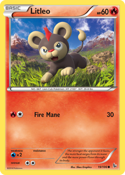 Litleo card for Flashfire