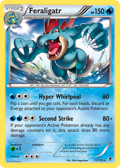Feraligatr card for Phantom Forces
