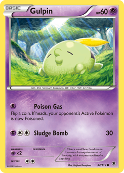 Gulpin card for Phantom Forces
