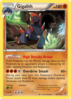 Gigalith card for Phantom Forces