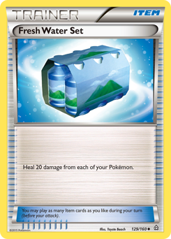 Fresh Water Set card for Primal Clash