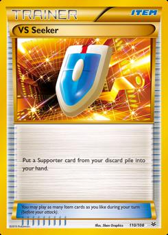 VS Seeker card for Roaring Skies