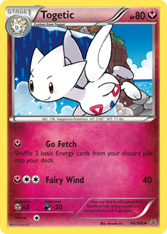 Togetic card for Roaring Skies