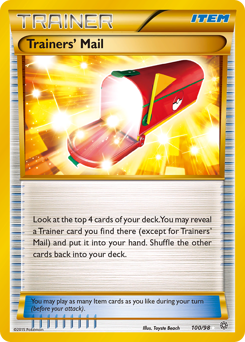 Trainers' Mail