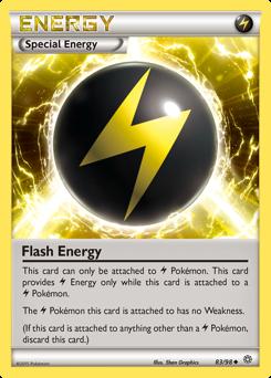 Flash Energy