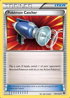 Pokémon Catcher