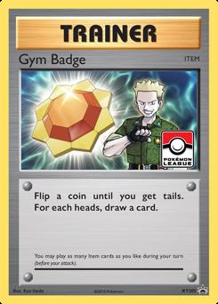 Gym Badge